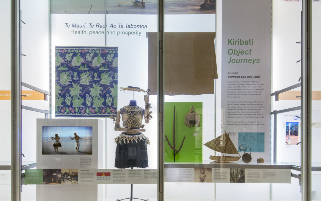 Between the sea and the land – the Kiribati Object Journeys display at the British Museum explained.