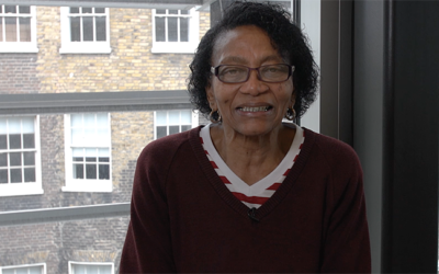 Object Interviews: Pauline Williams