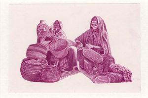 Hawo Nur Hirabe and Fatima Hersi