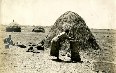 British Museum Somali archive images
