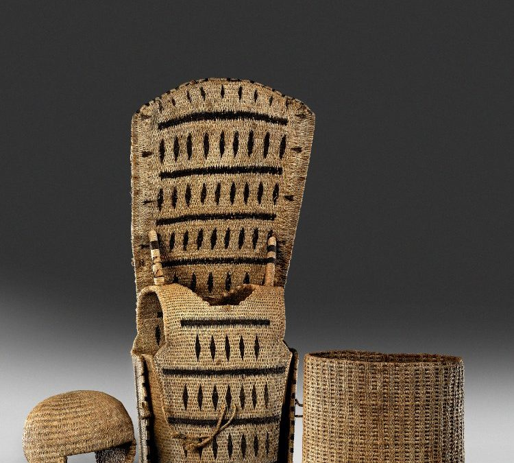 Engaging objects: working with the Kiribati community in the UK