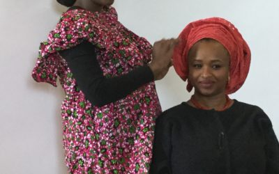 Aso-oke a Celebration of Style. An Object Journeys Fashioning Africa Project Film